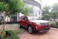 Bán Ford Explorer sản xuất 2017, màu đỏ, nhập khẩu giá 2 tỷ 180 tr tại Kiên Giang