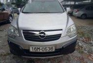 Cần bán xe Opel Antara đời 2007, màu bạc còn mới giá 295 triệu tại Hà Nội