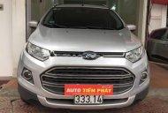 Cần bán Ford EcoSport 1.5AT năm 2014, màu bạc giá cạnh tranh giá 485 triệu tại Hà Nội