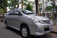 Chính chủ bán Toyota Innova G 2011, màu bạc giá 445 triệu tại Tp.HCM