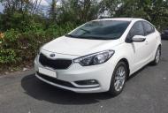 Cần bán xe Kia K3 1.6MT đời 2016, màu trắng giá 505 triệu tại Tp.HCM