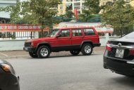 Bán Jeep Cherokee 4.0 MT 1996, màu đỏ, giá chỉ 125 triệu giá 125 triệu tại Hà Nội