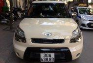 Bán ô tô Kia Soul 4U 1.6 AT đời 2009, màu kem (be), nhập khẩu nguyên chiếc, giá tốt giá 369 triệu tại Hà Nội