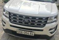 Chính chủ bán Ford Explorer đời 2017, màu trắng, nhập khẩu giá 2 tỷ 200 tr tại Kiên Giang