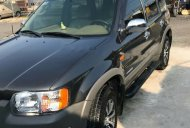 Cần bán lại xe Ford Escape 3.0 sản xuất 2003, màu xám, giá chỉ 195 triệu giá 195 triệu tại Tp.HCM