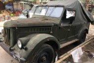 Thanh lý xe Gaz 69 đời 1980, màu xanh lục, nhập khẩu giá 35 triệu tại Hà Nội