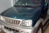 Chính chủ bán Daihatsu Terios 4x4 MT đời 2003, màu xanh giá 195 triệu tại Tp.HCM