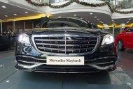 Bán Mercedes Maybach năm sản xuất 2018, màu đen giá 7 tỷ 219 tr tại Tp.HCM
