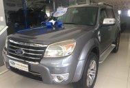 Cần bán xe Ford Everest 4x2 AT đời 2009, màu xám giá thương lượng hotline: 090.12678.55 giá 530 triệu tại Tp.HCM