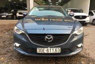 Bán ô tô Mazda 6 2.0 AT đời 2017, màu xanh lam giá 765 triệu tại Hà Nội