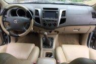 Salon bán xe Toyota Fortuner sản xuất 2009, màu bạc giá 595 triệu tại Hà Giang