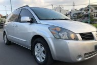 Bán Nissan Quest đời 2005, màu bạc, nhập khẩu   giá 395 triệu tại Tp.HCM