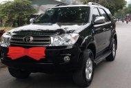 Cần bán xe Toyota Fortuner sản xuất 2011, màu đen số sàn giá 650 triệu tại Hà Giang