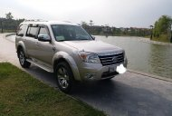Chính chủ bán Ford Everest 4x2 MT năm sản xuất 2011, màu bạc giá 520 triệu tại Hà Nội