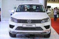 Cần bán xe Volkswagen Touareg đời 2018, màu trắng, nhập khẩu chính hãng giá 2 tỷ 499 tr tại Tp.HCM