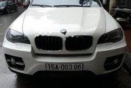 Chính chủ bán xe BMW X6 3.0 năm sản xuất 2009, màu trắng, nhập khẩu giá 1 tỷ 140 tr tại Hải Phòng
