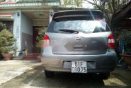 Bán xe Nissan Grand livina sản xuất năm 2011, màu bạc, giá tốt giá 360 triệu tại Bình Dương