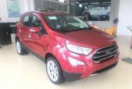 Cần mua bán Ford EcoSport Trend AT 2018, giá tốt, ưu đãi khủng, đủ màu, giao xe luon tại Lai Châu giá 593 triệu tại Lai Châu