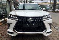 Bán xe Lexus LX570S Super Sport đời 2018, màu trắng mới 100%. LH: 0905098888 - 0982.842838 giá 8 tỷ 900 tr tại Tp.HCM