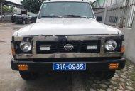 Bán ô tô Nissan Patrol sản xuất 1992, màu trắng, nhập khẩu nguyên chiếc giá 69 triệu tại Hải Dương