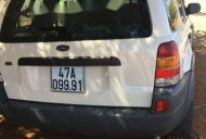 Bán Ford Escape 3.0 2002, màu trắng, giá tốt giá 150 triệu tại Gia Lai