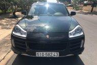 Bán Porsche Cayenne S năm 2008, màu đen, nhập khẩu nguyên chiếc, giá tốt giá 986 triệu tại Tp.HCM