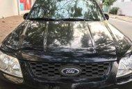 Bán xe Ford Escape XLS đăng ký 2011, màu đen, chính chủ, giá 435triệu giá 435 triệu tại Tp.HCM