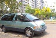 Cần bán xe Toyota Previa 2.4LE đời 1991, màu xám, nhập khẩu, số tự động, giá 150tr giá 150 triệu tại Tp.HCM