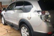 Cần bán lại xe Chevrolet Captiva LTZ đời 2009, màu bạc, giá tốt giá 400 triệu tại Đồng Nai