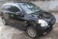Bán ô tô Kia Morning đời 2008, màu đen, nhập khẩu giá 169 triệu tại Hải Phòng