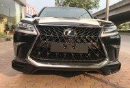 Giao ngay Lexus LX570 Super Sport Trung Đông 2019 màu đen nội thất da bò giá 9 tỷ 100 tr tại Hà Nội