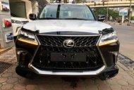 Bán xe Lexus LX 570 Super Sport Model 2020, màu đen, nhập khẩu nguyên chiếc, LH 0905098888 - 0982.84.2838 giá 9 tỷ 250 tr tại Tp.HCM
