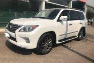 Bán Lexus LX570 trắng xe xuất Mỹ sx 2013, ĐK 2014 giá 4 tỷ 720 tr tại Hà Nội