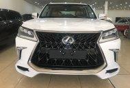 Bán xe Lexus LX5700 Super sport năm 2019 màu trắng, nhập khẩu nguyên chiếc giá 9 tỷ 180 tr tại Hà Nội