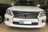 Cần bán Lexus LX570 xuất Mỹ, sản xuất 2013, model 2014 tên tư nhân biển Hà Nội giá 4 tỷ 700 tr tại Hà Nội
