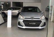 Cần bán xe Hyundai Grand i10 1.2L MT Base 2018, màu bạc, giá bán cạnh tranh xe giao ngay giá 325 triệu tại Hà Nội
