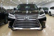 Bán xe Lexus LX570 sản xuất 2018, màu đen, nhập khẩu nguyên chiếc Mỹ giá 9 tỷ 350 tr tại Hà Nội