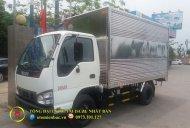 Xe tải ISUZU 1 tấn thùng kín 2018 giá 490 triệu tại Hà Nội