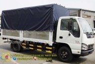 Xe tải ISUZU 1,79 tấn thùng bạt 2018 giá 490 triệu tại Hà Nội