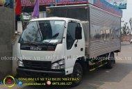 Xe tải ISUZU 2,7 tấn thùng kín 2018 giá 495 triệu tại Hà Nội