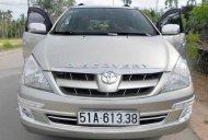 Bán Toyota Innova dòng cao cấp G, xe gia đình mua mới, màu ghi bạc, xe mới như xe hãng giá 415 triệu tại Bình Dương