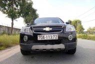 Bán xe Chevrolet Captiva 2.4 MT đời 2008, màu đen chính chủ giá 345 triệu tại Tây Ninh