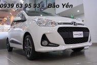 Xe I10 1.2 MT màu trắng giao liền, nhiều ưu đãi chỉ có tại hyundai quận 4 giá 370 triệu tại Tp.HCM