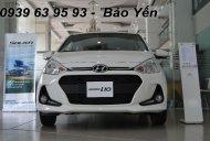 Bán trả góp xe I10 1.2 MT hatchback màu trắng tại Hyundai Trường Chinh giá 370 triệu tại Tp.HCM