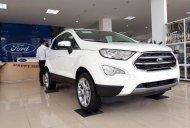 Bán Ford EcoSport Trend AT sản xuất năm 2018, màu trắng, giá chỉ từ 570 triệu giá 570 triệu tại Hà Nội