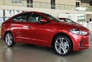 Elantra 2.0L màu đỏ, hỗ trợ vay 85% trên giá xe, nhiều ưu đãi cho khách hàng giá 669 triệu tại Tp.HCM