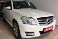 Cần bán xe Mercedes GLK300 sản xuất 2009 màu trắng,xe đẹp hoàn hảo giá 695 triệu tại Hà Nội
