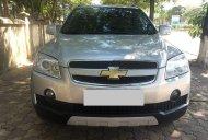 Bán xe Chevrolet Captiva LT 2009 màu bạc, số tay giá 335 triệu tại Tp.HCM
