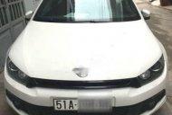 Bán ô tô Volkswagen Scirocco 1.4 Turbo AT sản xuất 2010, màu trắng, giá chỉ 560 triệu giá 560 triệu tại Tp.HCM