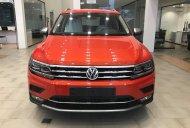 (VW Sài Gòn) Tiguan Allspace 2019 hỗ trợ Xuân Canh Tý 100% trước bạ, xe giao ngay + vay 90% giá 1 tỷ 729 tr tại Tp.HCM